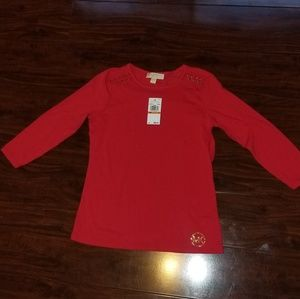 Michael Kors long sleeve Top